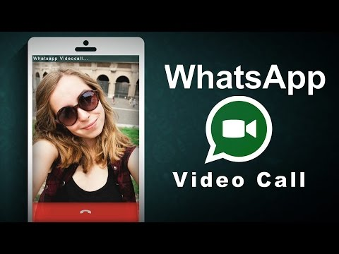 Download Whatsapp Video Calling Feature