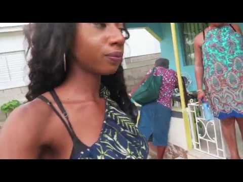 VLOG ||JAMAICA VLOG 2017|| #16 JAMAICA VACATION VLOG, COUNTRY IN JAMAICA,CASH POT, LUCEA JAMAICA