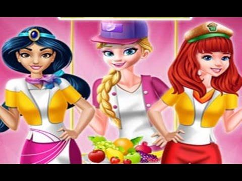Supermarket Promoter Girls - Dress Up Game for Kids