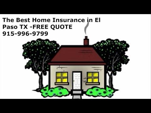 The Best Home Insurance - West side El Paso TX -HOA vs HOB- Flor & Associates