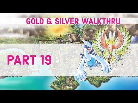 Pokemon Gold/Silver Walkthrough - Part 19 - Radio Tower