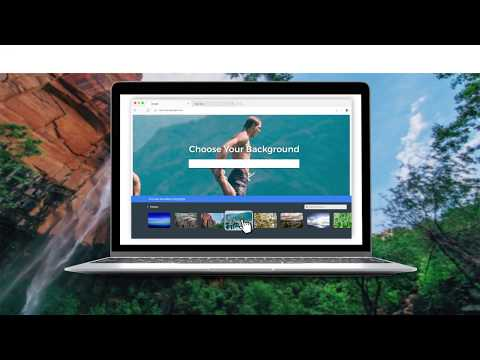 Custom Google Background - How To Change The Background of Your Google Homepage
