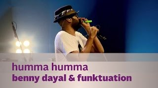 Humma Humma (Funk) - Benny Dayal & Funktuation - Music Mojo Season 2 - Kappa TV