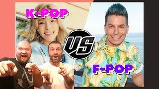 KPOP VS FINNISH POP (FLYING PURPLE GORILLAS!!!)