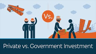 Why Private Investment Works & Govt. Investment Doesn