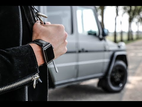Strapa Crocodilus Apple Watch Band Hands-on + Unboxing [CoM Watch Store]