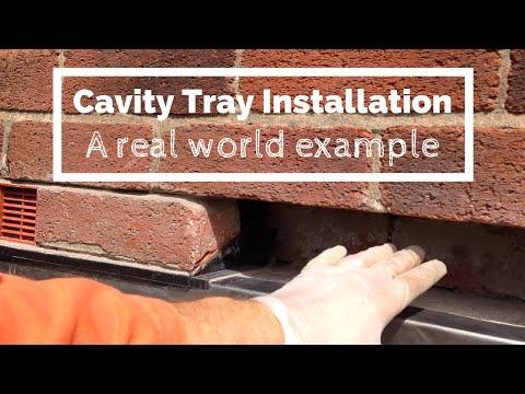 DIY Cavity Tray Installation (Type E Cavitrays)