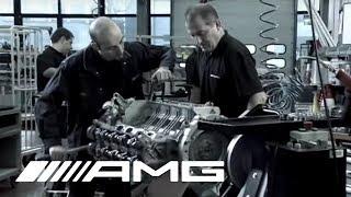 AMG 6.3-liter V8 Engine