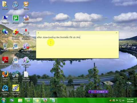 how to make windows 7 bootable dvd