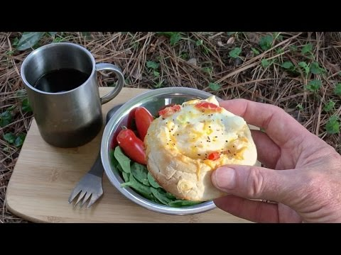 How to Bake Food with a Camping Coffee Pot