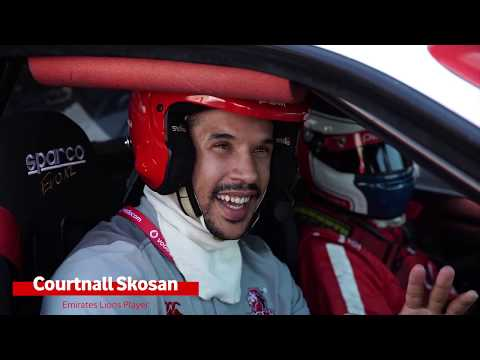 Vodacom Red Track Day