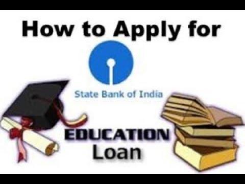 How to Apply Education Loan in SBI   Complete Guide on SBI Education Loan