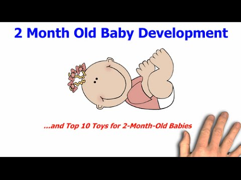 2-MONTH-OLD BABY DEVELOPMENT: Top 10 Toys for Newborns