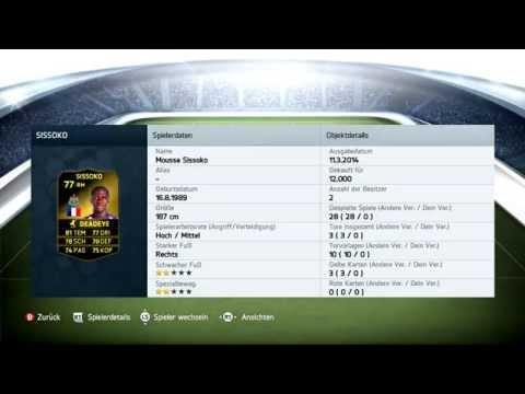 (DOUBLE)-GIVEAWAY!!! Fifa Ultimate Team #001 | Let's Play Fifa 14 | PC