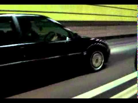 Euro Saxo Vtr On Ronal Turbos Tunnel Dartford Lakeside