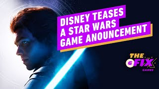 Star Wars Game Announcement Teased for December - IGN Daily Fix