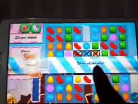 How to cheat Candy Crush Saga lives on Android - Samsung Galaxy tab 3