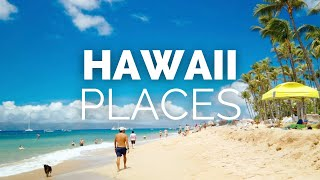 10 Best Places to Visit in Hawaii - Travel Video