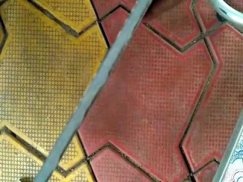 Easy to cut porcelain tile with glass cutter
