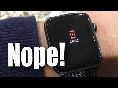 What the Apple Watch Series 3 Can and Can't Do On LTE Cellular
