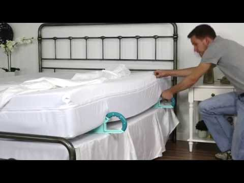 How To Easily Lift Your Mattress