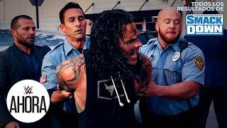 REVIVE SmackDown en 6 minutos: WWE Ahora, Mayo 29, 2020