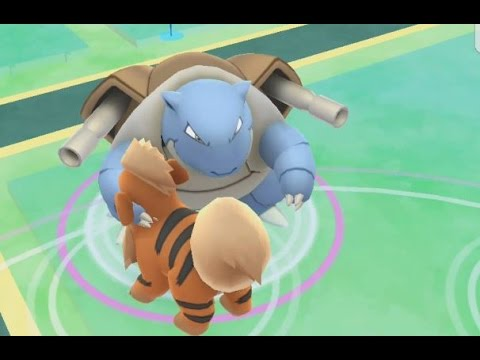 POKÉMON GO WATER FESTIVAL EVENT!  A Wild Blastoise Has Appeared! Lapras Spawning Too!