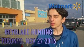 Beyblade Burst by Hasbro Bey Hunting Walmart Canada Feb 23rd