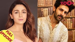 Alia Bhatt finally OPENS UP on Brahmastra delay   Kartik Aaryan NOT working with SLB and more