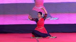 Unnai Kaanadhu Naan - Viswaroopam- Dance Performance By Ajila Nair