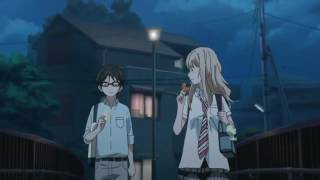 Your Lie in April // Firefly scene // English Dub.