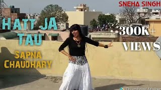 Hatt Ja Tau   Veerey ki Wedding   Sunidhi Chauhan   Sapna chaudhary   Dance By Sneha Singh