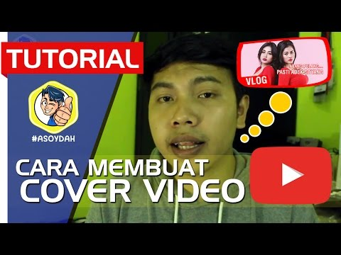 TUTORIAL MEMBUAT COVER VIDEO YOUTUBE (THUMBNAIL) DENGAN ADOBE PHOTOSHOP