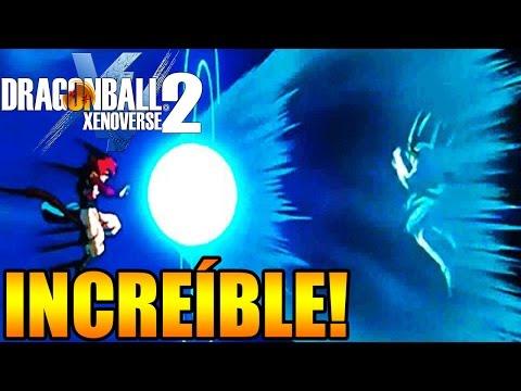 Dragon Ball Xenoverse 2 INCREÍBLE EL SECRETO DE EL Big Bang Kamehameha X100
