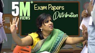 Exam Paper Distribution || Mahathalli