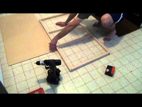 Warhammer 40K Advanced Techniques part 10- Building a Gaming Table