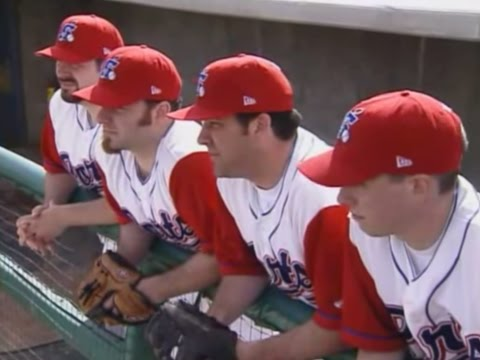 Minor League Baseball team commercial