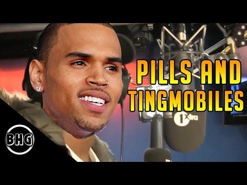 PILLS AND TINGMOBILES (Chris Brown and Roadman Shaq 'Mans Not Hot')