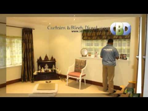 Expert Service & Suport Roman Blind at www leadinginteriors.com