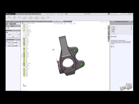 SOLIDWORKS Simulation - Can I Analyze That with Just SOLIDWORKS? Yes, but…