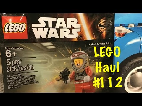 Lego Haul #112 - Lego Store, TRU, eBay
