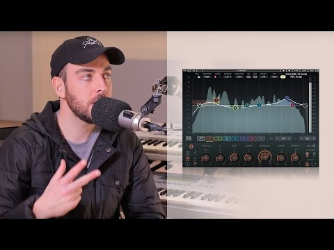 How to Duck a Busy Beat to Make Room for Vocals
