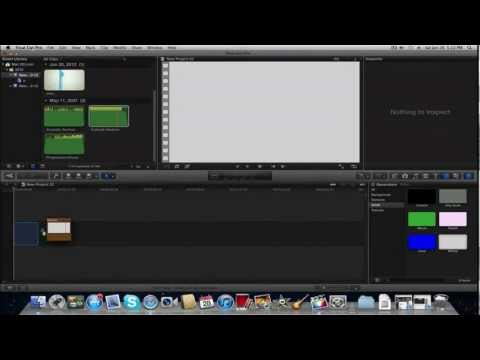 How To Move Text In Final Cut Pro X