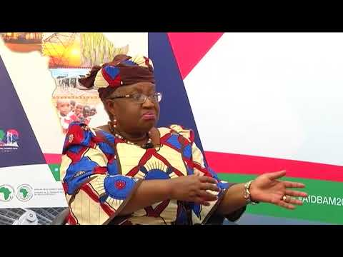Ngozi Okonjo-Iweala speaks on efforts to contain Ebola