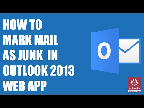How to Mark Email as Junk