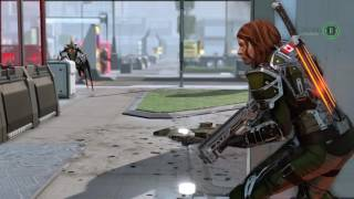 XCOM 2 multiplayer ps4 ranked, killing gatekeeper