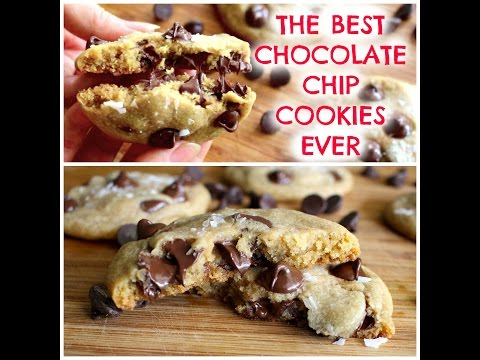 How to Make the BEST Chocolate Chip Cookies - Baking Tips, Tricks, and Secrets