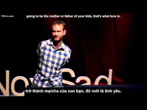 Overcoming hopelessness - Nick Vujicic