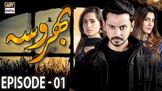 Bharosa Episode - 01 - 20th March 2017 - ARY Digital Drama