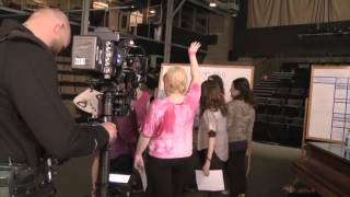 Behind the Scenes PITCH PERFECT